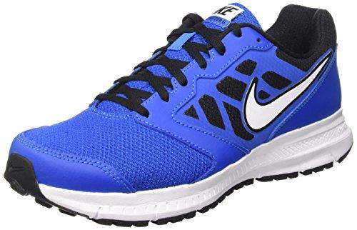 Nike Downshifter 6 - Zapatillas de running para hombre, color azul (azul / blanco / negro), talla 40.5