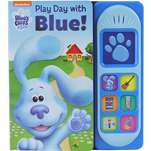 Nickelodeon Blue's Clues & You!: Play Day with Blue