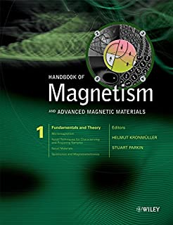 Handbook of Magnetism and Advanced Magnetic Materials, 5 Volume Set