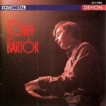 Schiff Plays Bartok