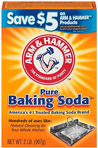 Arm and Hammer Pure Baking Soda 907g (Arm and Hammer Pure Backpulver 907g)