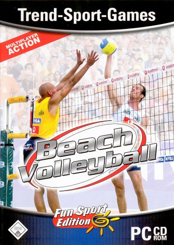 Beach Volleyball Fun Sport Edition