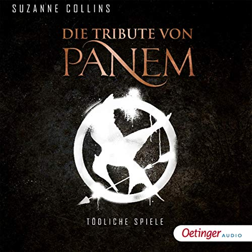 Tödliche Spiele Audiobook By Suzanne Collins cover art