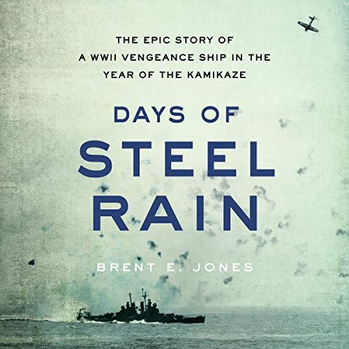 Days of Steel Rain Audiobook By Brent E. Jones cover art