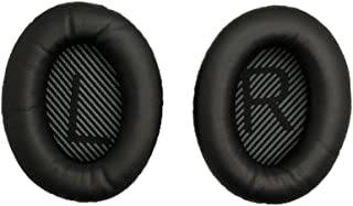 Ear Pad Replacement Soft Memory Foam Replacement Cushion Padsfor Bose for QC2 QC15 QC25 QC35 AE 2 2i 2w (gray)