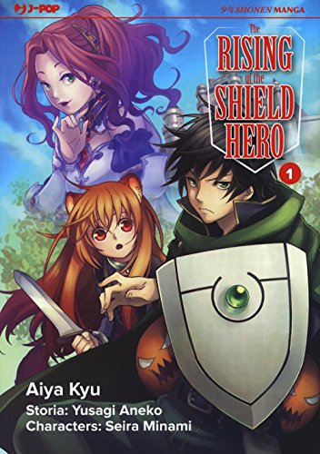 The rising of the shield hero (Vol. 1)