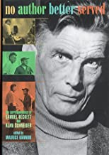 No Author Better Served: The Correspondence of Samuel Beckett and Alan Schneider