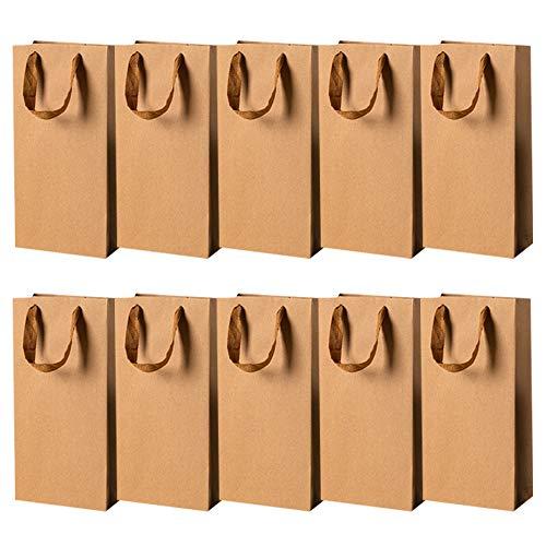 Mopoin Bolsas para botellas, 20 unidades, bolsas de regalo d