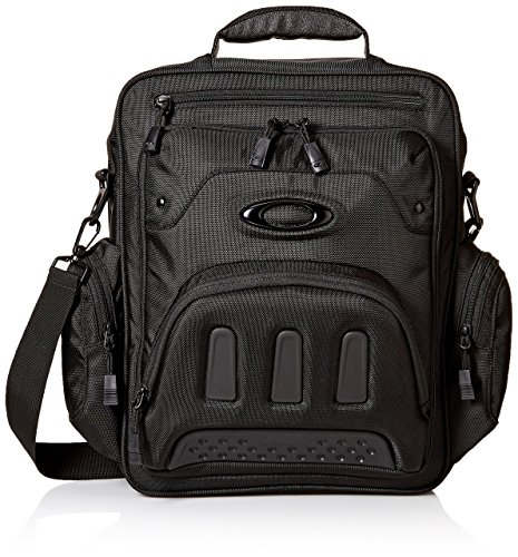 Oakley Men's Vertical Messenger 2.0, blackout, One Size