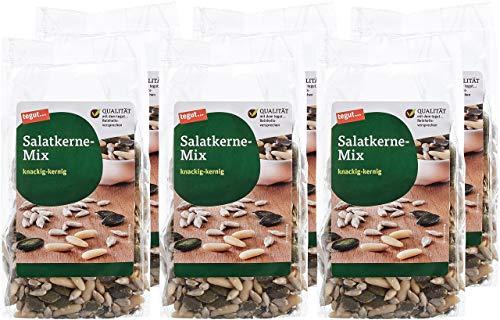tegut... Salatkerne-Mix, 6er Pack (6 x 150 g)