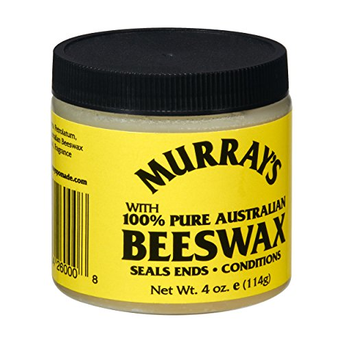 Price comparison product image Murray's 100% Pure Australian Beeswax,  4 oz (6 Pack)
