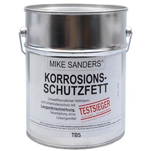 Mike Sanders 4 kg Mike Sander Korrosionsschutzfett Harte Mischung