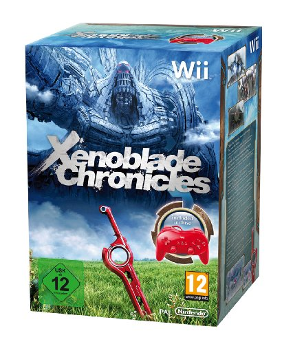 Xenoblade Chronicles - Limited Edition inkl. Classic Controller Pro Red [Edizione: Germania]