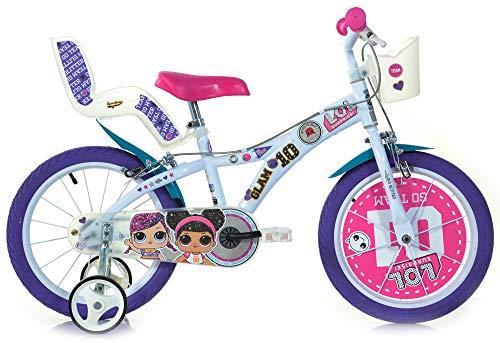 Dino Bikes Kinderfiets LOL 16