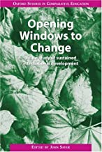 Opening Windows to Change: A Case Study of Sustained International Development