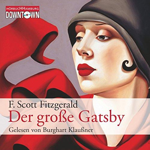 Der große Gatsby audiobook cover art