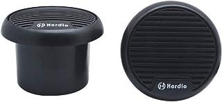 Herdio 3 Inch Waterproof Marine Speakers 2 Way Full Range Audio Stereo System Motorcycle Speaker with MAX Power 140 W (Pai...