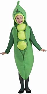 Forum Novelties Fruits and Veggies Collection Peas in a Pod Child Costume, Small