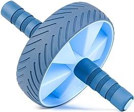 JIAYE Ab wielen rollen, antislip draagbare buikspieroefenapparatuur, geschikt voor kernoefenrollers thuis fitnessapparatuur