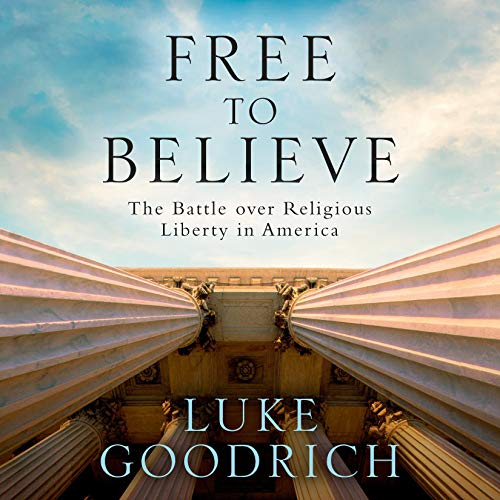 Free to Believe audiobook cover art
