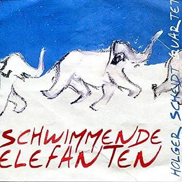 Schwimmende Elefanten
