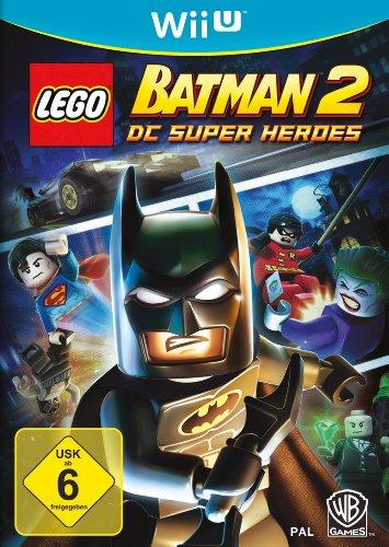 Lego Batman 2 - DC Super Heroes - [Nintendo Wii U]