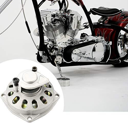 Caja de cambios de 6 dientes, caja de cambios T8F de 6 dientes, caja de transmisión de reducción de engranajes para mini moto de 2 tiempos 47/49 cc, scooter de gasolina, chopper, atv, buggy, kart