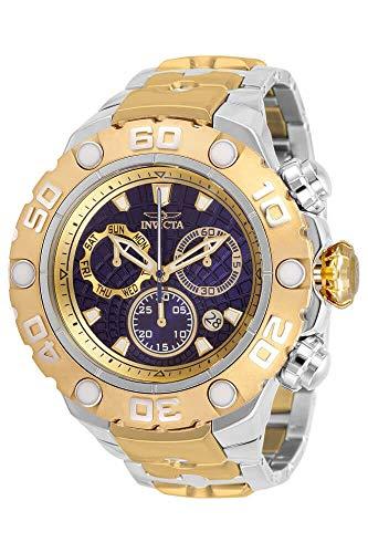 Invicta 31619 - Reloj de pulsera para hombre con cronógrafo SS Ronda Z60