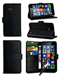 Alcatel One Touch Pop 4 5051X - Black Carbon Fibre Style