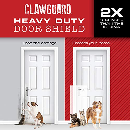 CLAWGUARD Heavy Duty Big Dog Scratch Shield