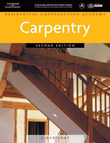 Carpentry (Residential Construction Academy)