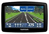 TomTom XL 2 IQ Routes Edition Central Europe Traffic Navigationssystem inkl. TMC (10,9 cm (4,3 Zoll) Display, 19 Länderkarten, EasyMenu, Fahrspurassistent)