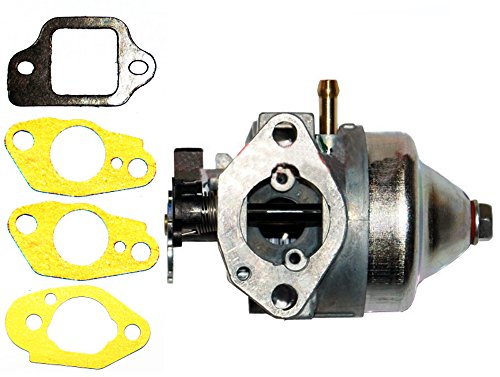 Honda 16100-Z0Y-813 Carburetor Kit w/ Gaskets (2) 16221-883-800, (1) 16228-ZL8-000 and (1) 16212-ZL8-000