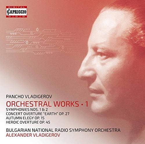 Bulgarian National Radio Symphony Orchestra feat. Alexander Vladigerov