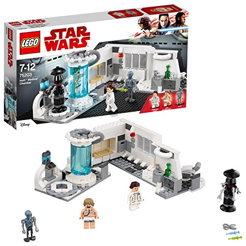 LEGO Star Wars - Camera di guerra su hoth (75203), giocattolo Star Wars