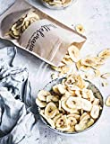 Bananenchips ungesüßt Bio | 500g | 100% Natürlich & Gesund | Premium Qualität | Palmyra Delights | Vegan