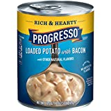 Progresso Rich & Hearty, Loaded Potato with Bacon Soup, 18.5 oz