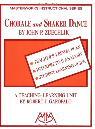 Chorale shaker dance masterworks instructional series by john p read online now fandeluxe Choice Image