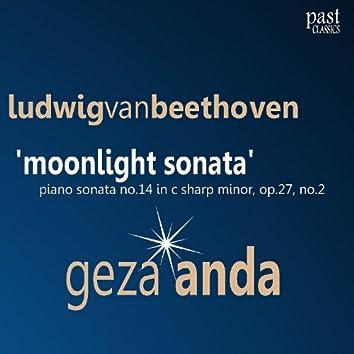 "Beethoven: Piano Sonata No. 14 in C-Sharp Minor, Op. 27 No. 2 - ""Moonlight Sonata"""