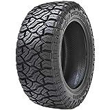 Venom Power Terra Hunter R/T All-Terrain Mud Off-Road Light Truck Radial Tire-33X12.50R20LT 33X12.50X20 33X12.50-20 119Q Load Range F LRF 12-Ply BSW Black Side Wall