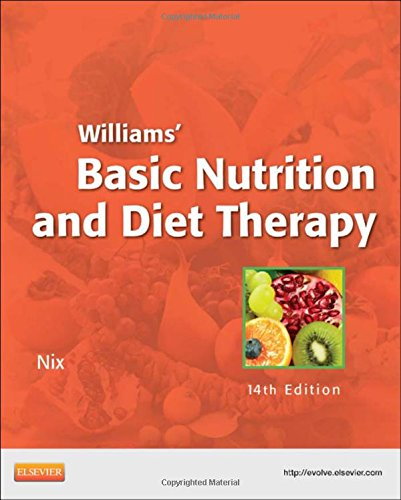 Compare Textbook Prices for Williams' Basic Nutrition & Diet Therapy LPN Threads 14 Edition ISBN 9780323083478 by Nix McIntosh MS  RD  CD, Staci