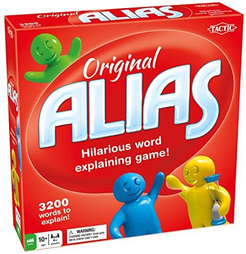 Tactic Games - Original Alias, Gioco da tavola [Lingua Inglese]