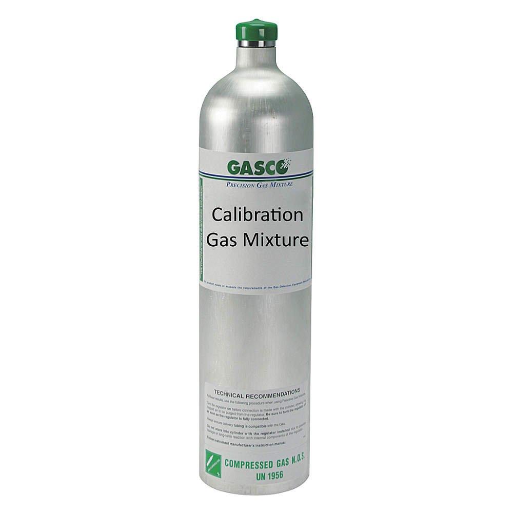 Gasco 58L-14-5 Precision Minneapolis Mall Calibration Gas A Ammonia 5 balance ppm Many popular brands
