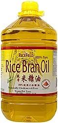 RICEFIELD Rice Bran Oil, 5L