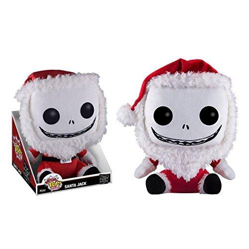 Plush: Disney: Pesadilla antes de Navidad: Santa Jack