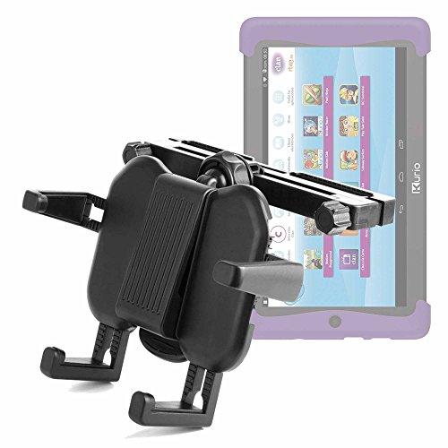 DURAGADGET Soporte para Reposacabezas del Coche para Cefatronic - Tablet Clan Motion Pro
