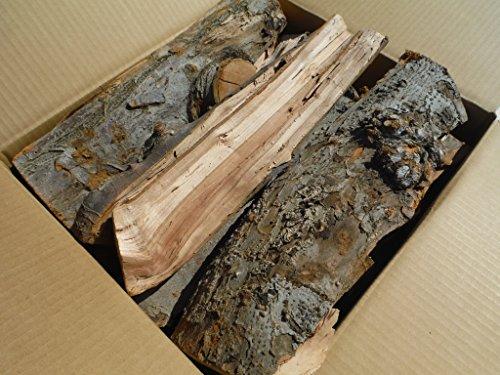 信州リンゴの 薪容量60L 長さ約40cm 重さ約22kg