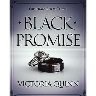 Black Promise audiobook cover art
