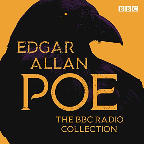 The Edgar Allen Poe BBC Radio Collection cover art