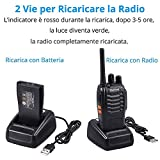 Zoom IMG-2 nestling 2pz walkie talkie lunga